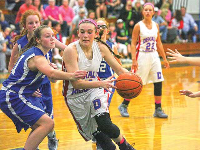 DMS splits pair with Gordonsville