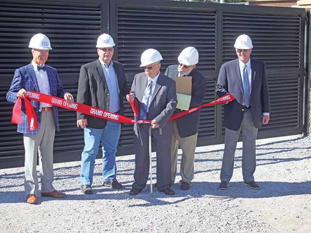Substation opens