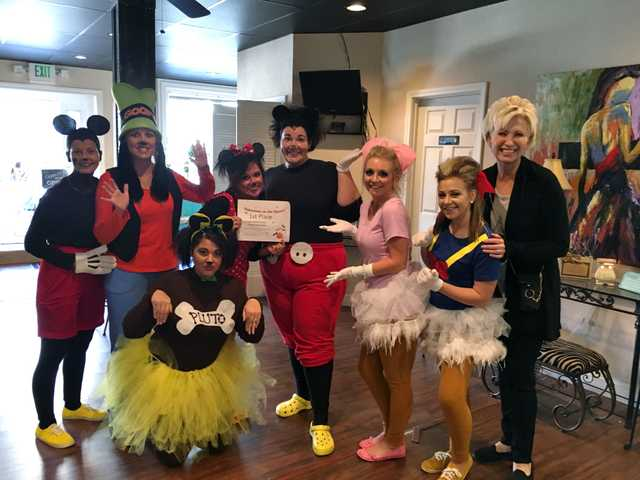 Downtown Smithville Halloween on the Square winners
