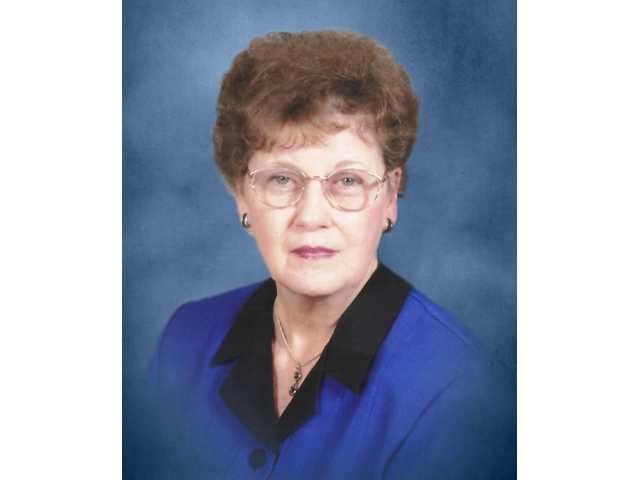 Jane Moss Cantrell, 75