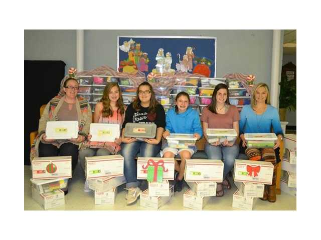Operation Christmas Child well underway in DeKalb County