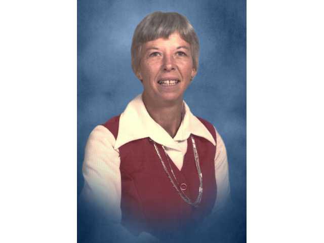 Ruth Pugh, 85