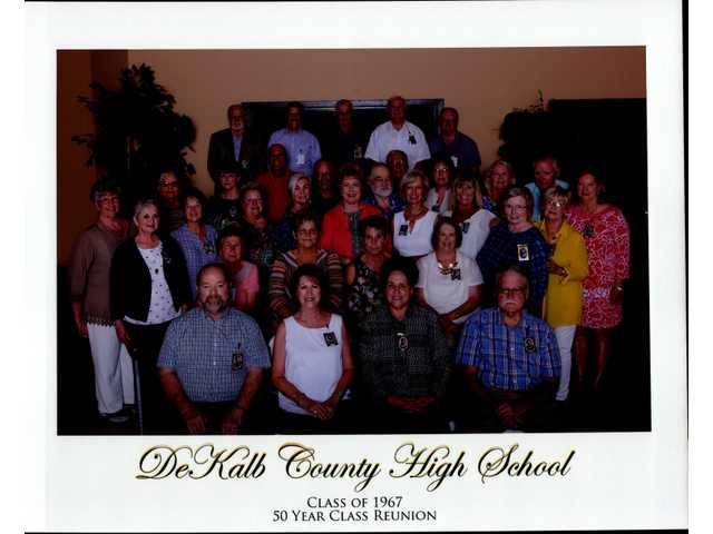 DCHS class of '67 marks golden anniversary