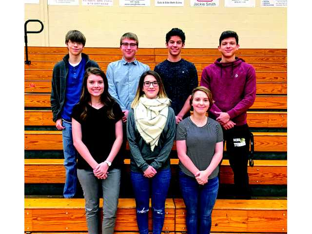 DCHS recognizes outstanding students