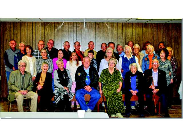 Blue Springs School holds 11th annual reunion