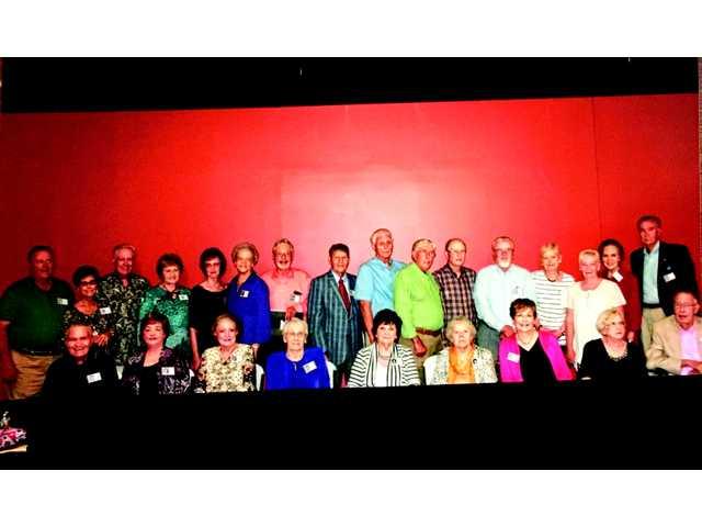 Class of '57 reunion
