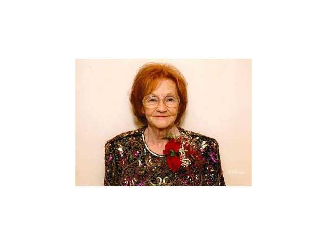 Mary Judkins Adcock, 84