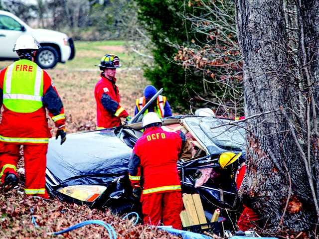 Wreck injures Willingham