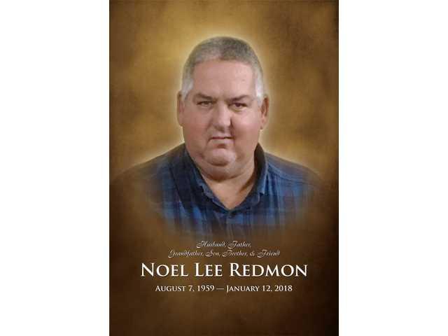 Noel Lee Redmon, 58