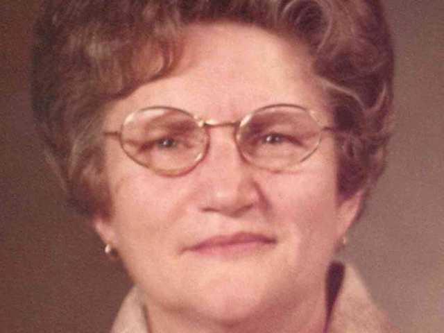 Edith L.V. Young, 95