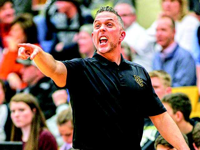 Coach Martin steps away from DCHS basketball program