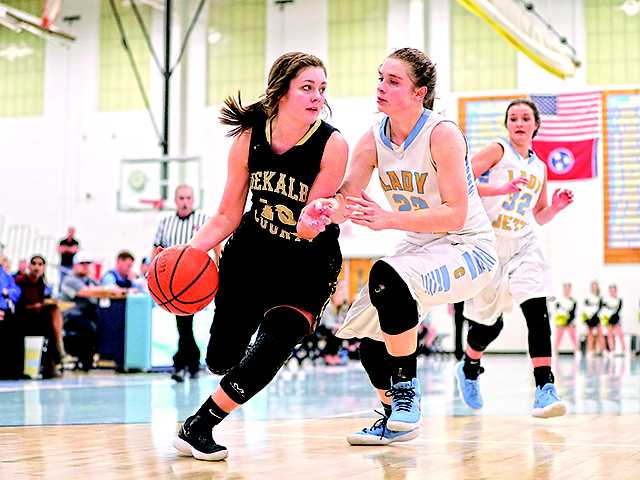 Tigerettes see season end in Crossville