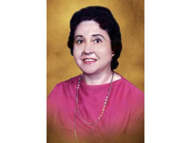 Helen Rose Maxwell, 84