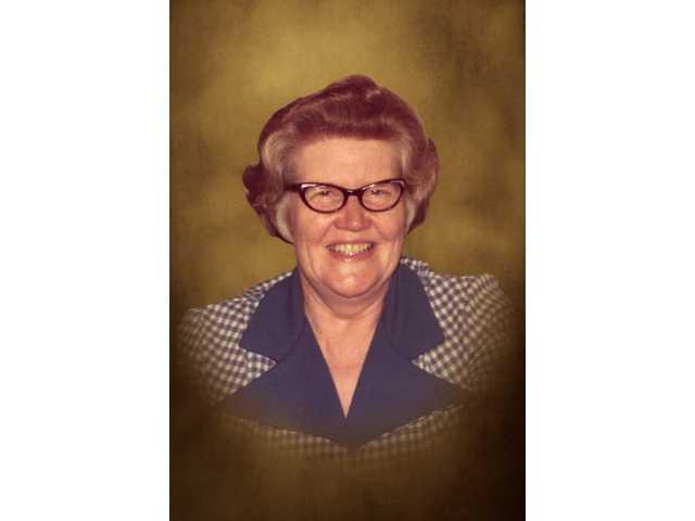 Alice Puckett Foster, 96
