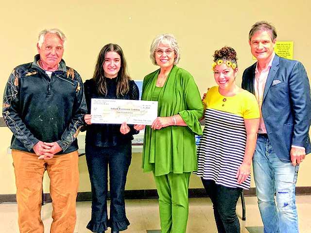 Caney Folk Music and Arts Festival donates $3K