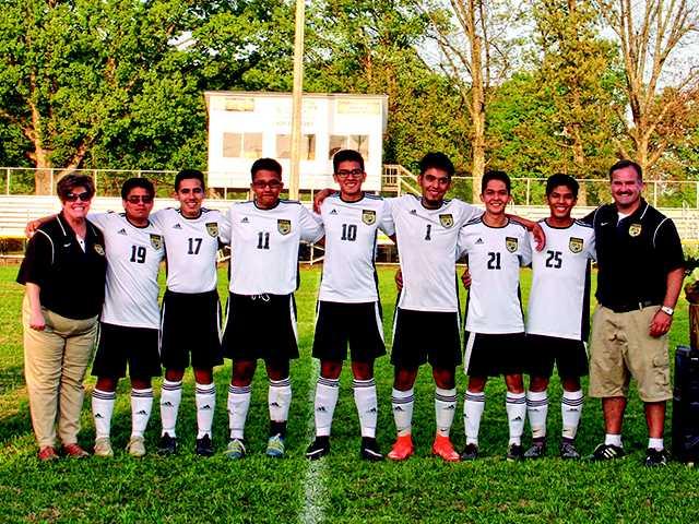 Soccer seniors successful