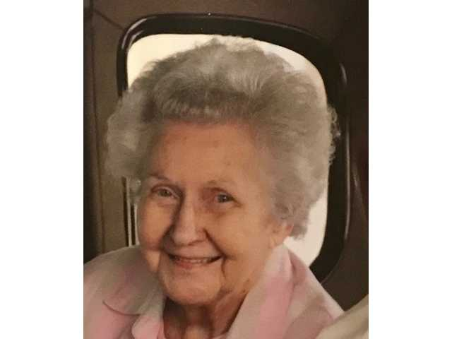 Gracie Ike Womack Parker, 96
