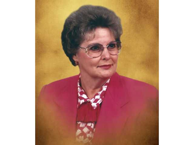 Peggy Parsley, 83