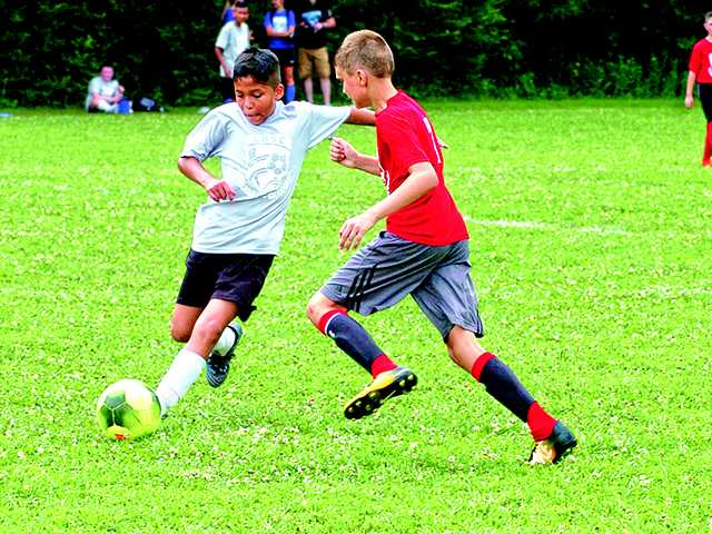 Fall soccer sign-ups begin July 14