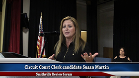 VIDEO: Candidates for Circuit Court Clerk debate