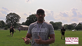 VIDEO - Coach Trapp talks about the Warren County game