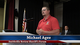 VIDEO - Sheriff's Forum