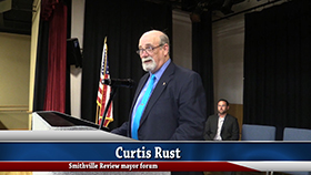 VIDEO: Mayor candidates debate