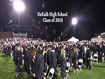 VIDEO - DCHS graduation