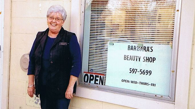 Barbara's Beauty Shop has been a mainstay in Smithville since its inception over 50 years ago.
