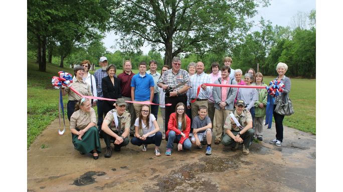 Alexandria City Park rededicated