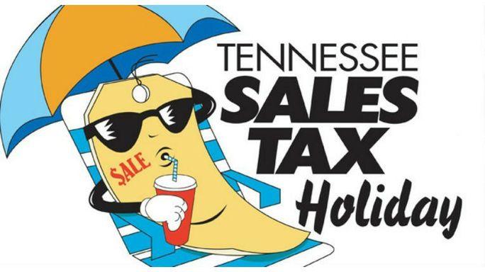Tax-Free Weekend begins Friday