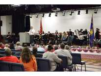 DCHS Band plays Veterans Day Celebration