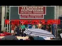 Lloyd Tisdale opens Jamboree