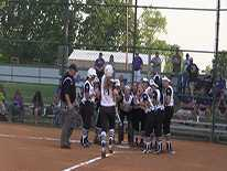 VIDEO - Tigerettes advance in regionals