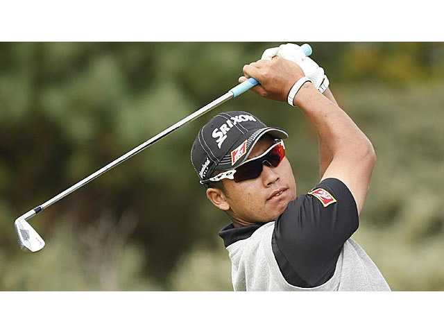 Matsuyama's par holds off Na in Memorial playoff