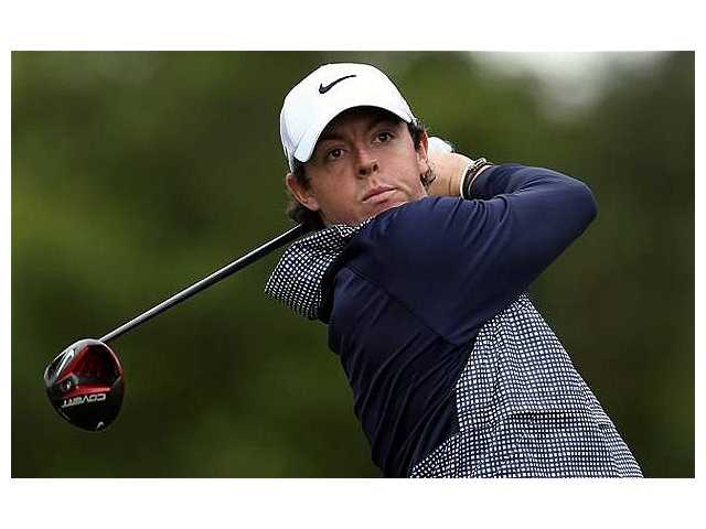 McIlroy has silver cup, now he wants green jacket