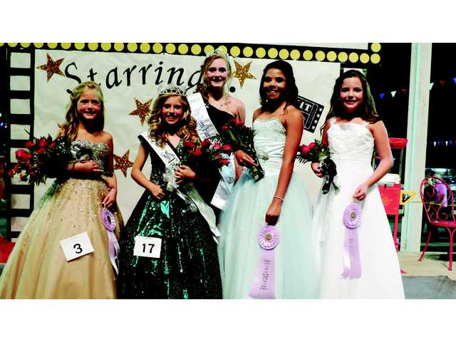 Megan Kate Davenport crowned Preteen Fairest