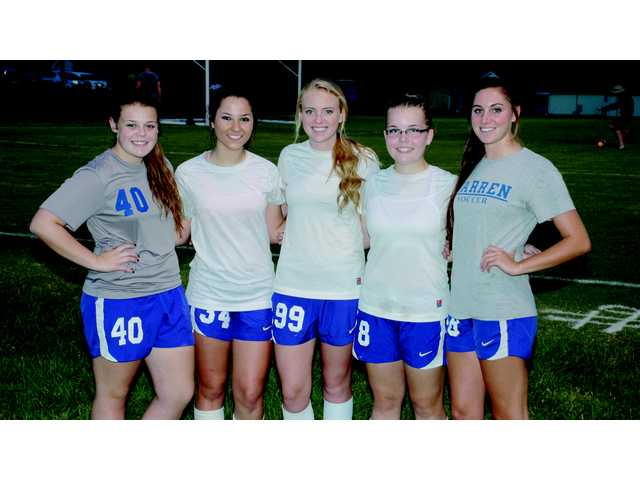 Lady Pioneers celebrate senior night with win