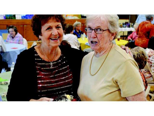 Volunteer spirit never retires