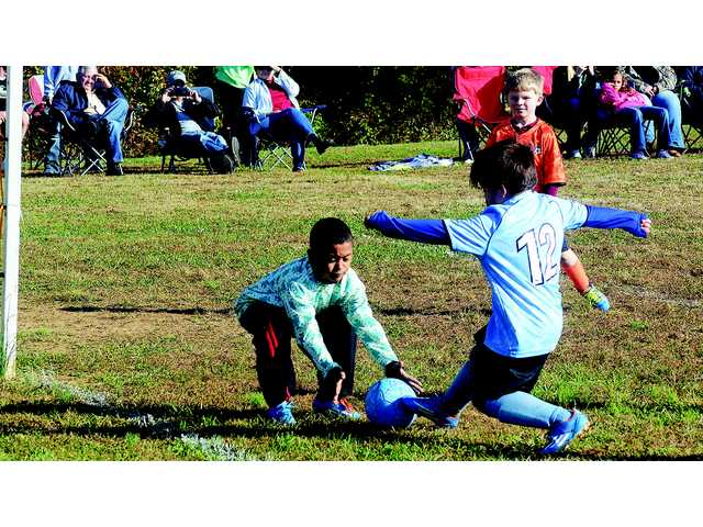 Youth soccer wraps up successful season