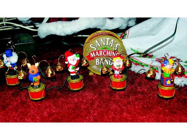 Marching into Christmas season
