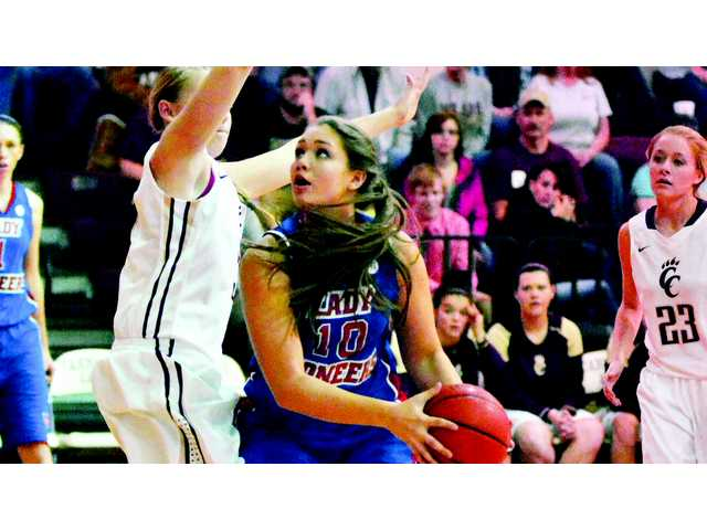 Lady Pioneers suffer first loss