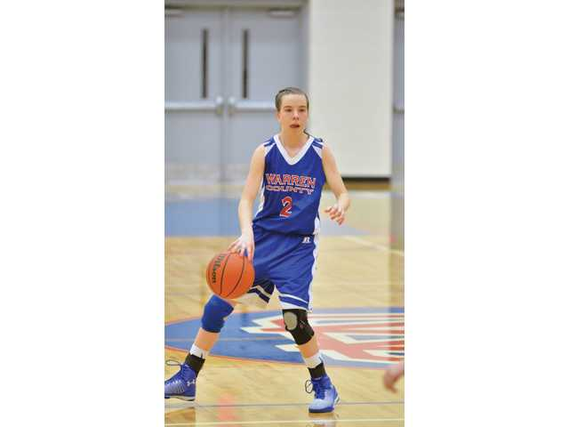 WCMS girls end season with OT loss