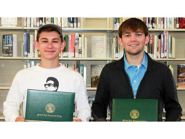 Students graduate from Motlow, then WCHS