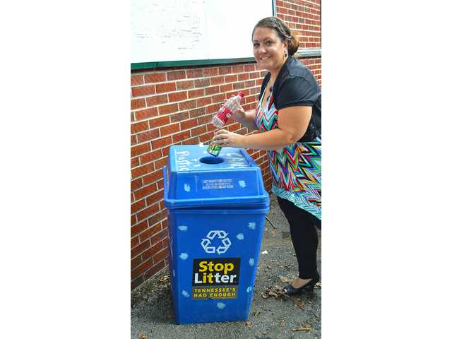 Main Street McMinnville receives recycling grant