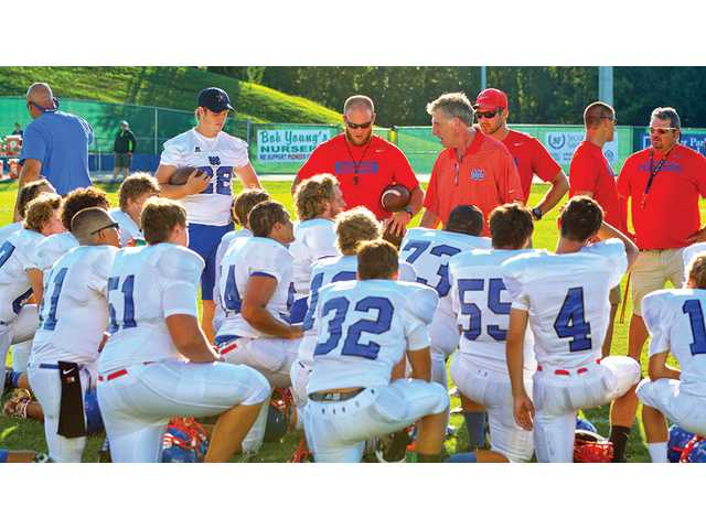Pioneers tune up with scrimmage
