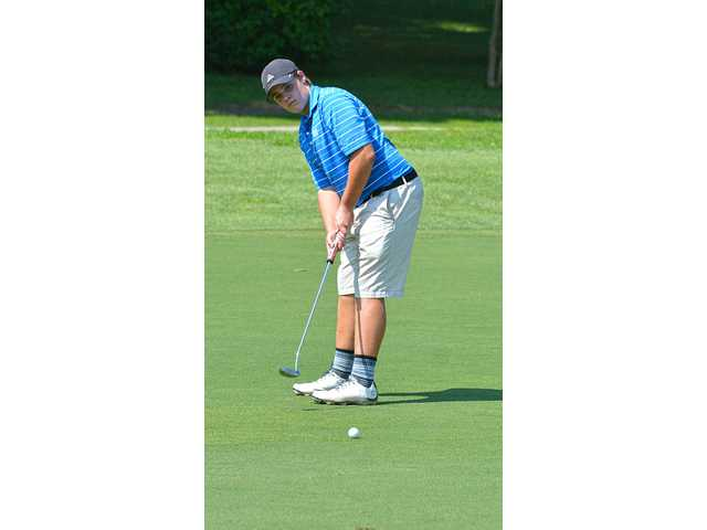 WCHS golf shines on home course