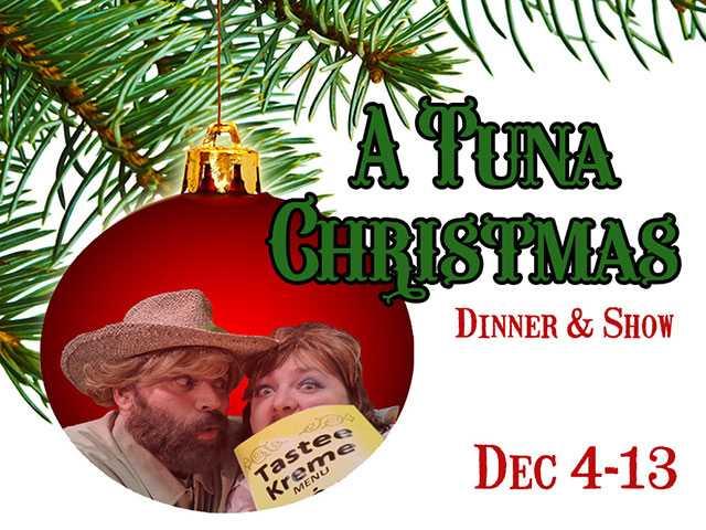 Arts Center presents 'A Tuna Christmas'