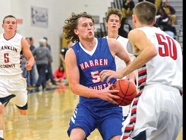 Pioneers pick up first win of season