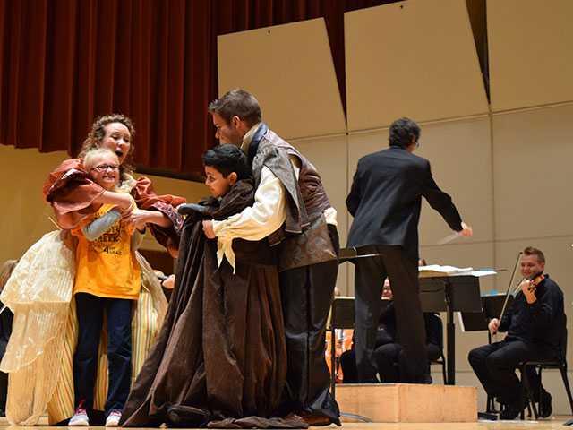 Opera makes lasting impression on 4th-graders